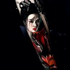 List of Pinterest Geisha Tattoos pictures & Pinterest Geisha Tattoos ideas