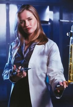Tinseltown's New Favorite Trope: The Female Scientist from the TV series the Invisible Man!