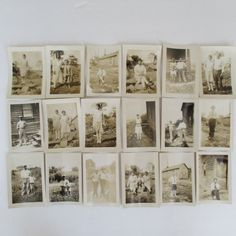 Vintage African American Photographs  18 in Lot  by vintagenelly