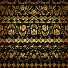 Luxury golden borders decor vector set 01 - https://www.welovesolo.com/luxury-golden-borders-decor-vector-set-01/?utm_source=PN&utm_medium=welovesolo59%40gmail.com&utm_campaign=SNAP%2Bfrom%2BWeLoveSoLo