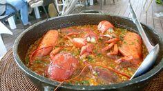 Lobster Rice!!