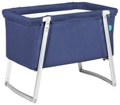 Babyhome Dream Bassinet- Navy