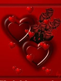 I consider myself the luckiest person on Earth it's because I own the most precious jewel in the whole universe, and that is you, my love. Love You Gif, Love You Images, Rose Flower Wallpaper, Heart Wallpaper, Animated Heart, Beautiful Love Pictures, I Love Heart, Heart Art, Be My Valentine