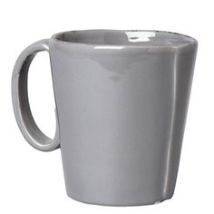 Vietri Lastra Gray Mug