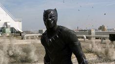 Download Black Panther in Captain America Civil War Movie 1920x1080