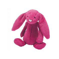 Jellycat's Bashful Bunny is an absolutely gorgeous bunny with the most beautiful big ears we've ever seen. She has an adorable face and super soft fur which makes her lovely to cuddle.
