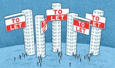 """""""More rent than pay a mortgage: the Tory dream for London has crashed and burned"""" by Aditya Chakrabortty"""