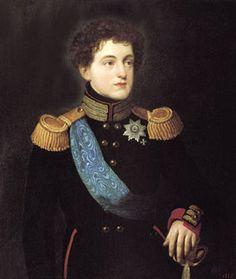 Grand Duke Nicholas Pavlovich by Kiprenskiy (1814, Pavlovsk) .jpg