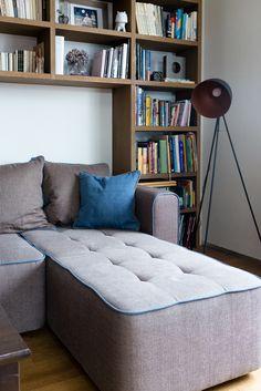 jemné architektky Sofa, Couch, Furniture, Design, Home Decor, Settee, Settee, Decoration Home, Room Decor