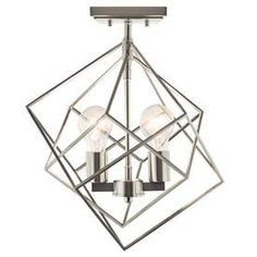 7 Best Brushed Nickel Light Fixtures Images Brushed Nickel