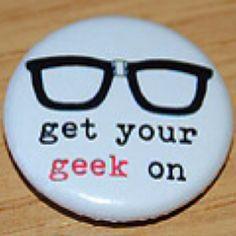 Botones para Geeks