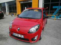 Renault Twingo 1.5 dCi75 eco² Authentique occasion à Louhans