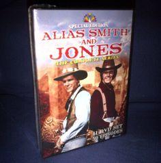 Alias Smith & Jones Complete Series Special Edition New DVD Box Set Region Free