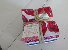Coming Up Roses fat quarter bundle from Riley Blake fabrics
