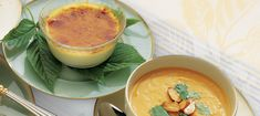 This is a great soup for entertaining- no one ever guesses how easy it is to make. Minced fresh ginger root adds a fresh accent to a creamy soup. Ginger Soup Recipe, Soup Recipes, Cooking Recipes, Almond Chicken, Sweet Potato Soup, Crock Pot Soup, Cream Soup, Fresh Ginger, Soups And Stews