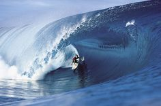 At Road's End: A look back at Teahupoo's defining moments. #SURFER #SURFERPhotos