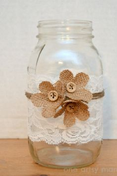 Charming Jar Vase
