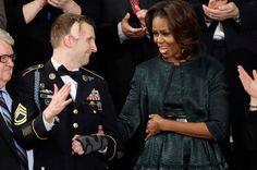 Nachdem sie 2013 dafür kritisiert wurde, einer Rede an die Nation in einem...