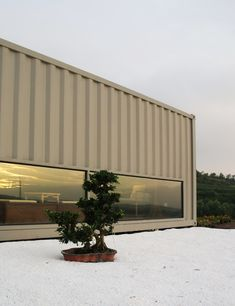 luxury shipping container hotel in china