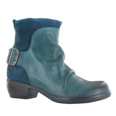Fly London Mel Patrol Leather Womens Boots