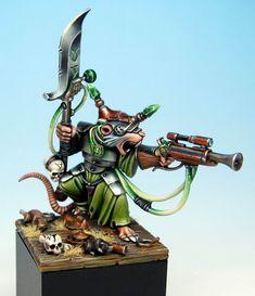 Skaven Warlock Engineer