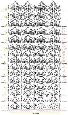 Watch This Video Beauteous Finished Make Crochet Look Like Knitting (the Waistcoat Stitch) Ideas. Amazing Make Crochet Look Like Knitting (the Waistcoat Stitch) Ideas. Crochet Stitches Chart, Crochet Motif Patterns, Crochet Diagram, Crochet Designs, Baby Knitting Patterns, Bonnet Crochet, Gilet Crochet, Knit Crochet, Crochet Girls Dress Pattern
