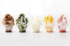 2014年4月26日(土)、素材にこだわったかき氷を提供する「ミルクアンドハニー」が東京・原宿に9月末まで期間限定でオープンする。