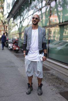 They Are Wearing: Milan Men's Fashion Week Spring 2014 - Slideshow - WWD.com