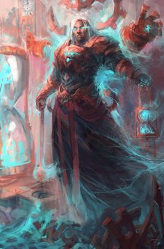 Men in fantasy art: Photo Fantasy Character Design, Character Concept, Character Inspiration, Character Art, Concept Art, Character Ideas, Dungeons And Dragons Characters, Fantasy Characters, Fantasy Kunst