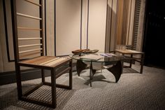 New synergies between fashion and design at Larusmiani Concept Boutique
