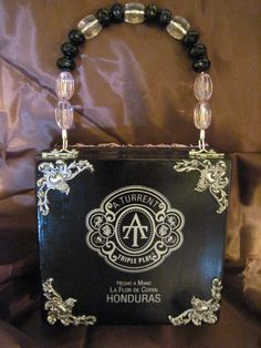 1acf5817aa3a 30 Best Cigar box Purses and ideas images