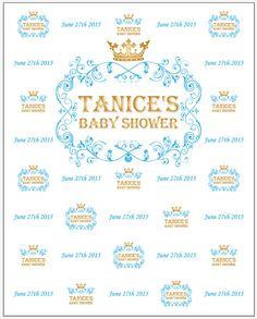Tanice  Step and Repeat  1011569897  | www.sign11.com