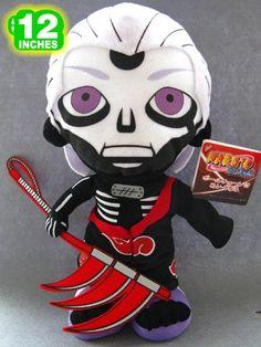 Naruto Hidan Plush Doll #2, 12 inches