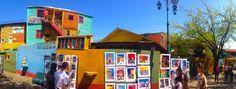 Caminito, BsAs - Argentina - estantedeviagens