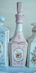 Pale Pink Vintage Perfume Bottle | Flickr - Photo Sharing!