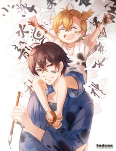 Browse Kotoishi Naru Handa Seishuu Barakamon collected by Kazehaya Yuki and make your own Anime album. Manga Anime, Fanart Manga, Anime Gifs, Fanarts Anime, Anime Art, Otaku Anime, Anime Love, All Anime, Barakamon