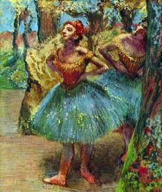 Dancers- Degas