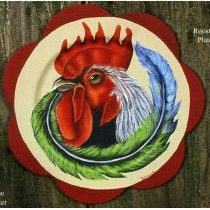 Decorative Painting Patterns On Pinterest Roosters Primitives And Decorative Paintings