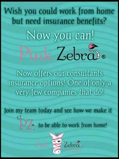 Amazing right? Join on with Pink Zebra and get health benefits for you and… Pink Zebra Party, Pink Zebra Home, Pink Zebra Sprinkles, Cheap Dental Insurance, Pink Zebra Consultant, Looking For People, Home Fragrances, Health Benefits, How To Plan