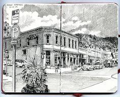 Downtown Idaho Springs | by paul heaston