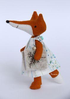 fox   Manomine