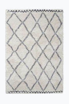 Ellos Home Tanger-ryijymatto, 160x230 cm