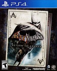 Batman: Return to Arkham - Pre-Played: NOTE: This is a two-disc game, but it only counts as one disc against your rental plan. This…