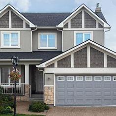 Garage Door Maintenance Tips - How to Grey Garage Doors, Garage Door Colors, Garage Door Paint, Garage Door Springs, Garage Door Makeover, Garage Door Repair, Car Garage, Ontario, Garage Door Opener Installation
