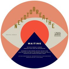 """""""WAITING"""" by NEEDTOBREATHE added July 21 2017 at 12:00AM on Spotify"""
