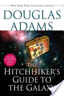 The Hitchhiker's Guide to the Galaxy. and almost anything by douglas adams