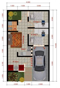 67 Ideas Exterior House Design Small Floor Plans For 2019 House Layout Design, Small House Design, House Layouts, Small House Floor Plans, Modern Floor Plans, Home Design Plans, Plan Design, My Ideal Home, Trendy Bedroom