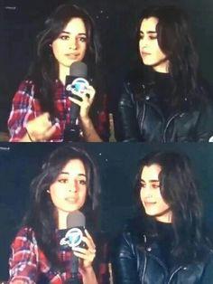 Lauren Jauregui❤ and Camila Cabello ❤