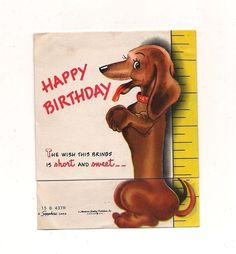 US $3.75 Used in Collectibles, Paper, Vintage Greeting Cards