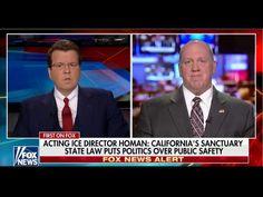 ICYMI: ICE chief slams Sonoma County sheriff's immigration policy on Fox News - Santa Rosa Press Democrat